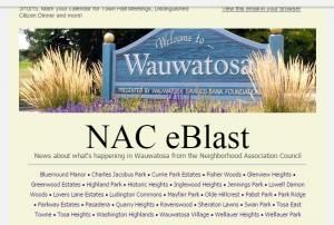 NAC eBlast